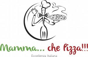 Mamma che pizza logo homepage HomePage Mamma che pizza logo